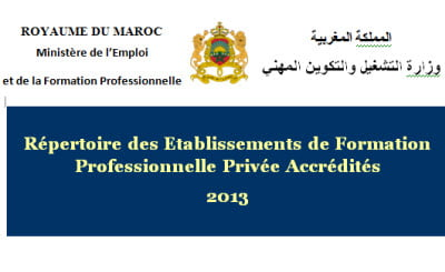 ministere and senegal and formation and professionnelle