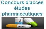 études pharmaceutiques