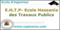 EHTP Ecole Hassania des Travaux Publics