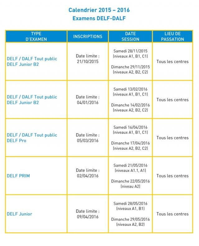 calendrier-delf-dalf-2015