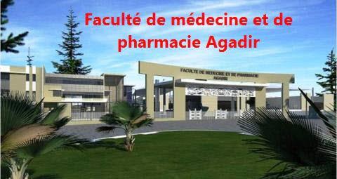 Faculté de médecine et de pharmacie Agadir