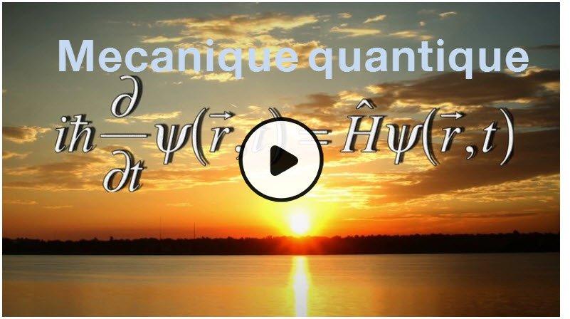 Cours en ligne gratuit de physique quantique MOOC