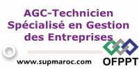 AGC Technicien Spécialisé en Gestion des Entreprises