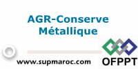 AGR-Conserve Métallique