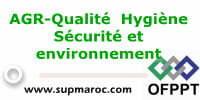 AGR-Qualité  Hygiène  Sécurité et environnement