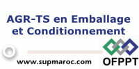 AGR-TS en Emballage et Conditionnement
