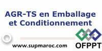 AGR-TS en Emballage et Conditionnement
