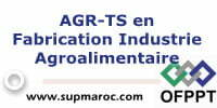 AGR-TS en Fabrication Industrie Agroalimentaire
