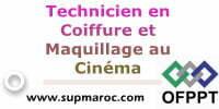 AV-Technicien en Coiffure et Maquillage au Cinéma