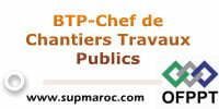 BTP-Chef de Chantiers Travaux Publics