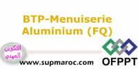 Formation Qualifiante Menuiserie Aluminium