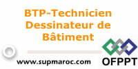 BTP-Technicien Dessinateur de Bâtiment