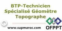 ISTA: Technicien Spécialisé Géomètre Topographe
