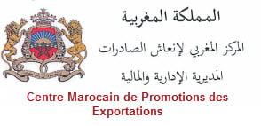Centre Marocain de Promotions des Exportations