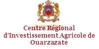 Centre Régional d'Investissement Agricole de Ouarzazate