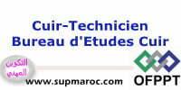 OFPPT ITA Technicien Bureau d'Etudes Cuir