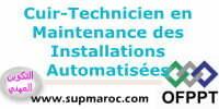 OFPPT ITA Technicien en Maintenance des Installations Automatisées