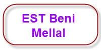 DUT EST Beni Mellal