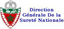 Direction Générale De la Sureté Nationale police