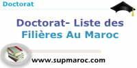 Doctorat Maroc