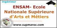 Ecole Nationale Supérieure d'Arts et Métiers