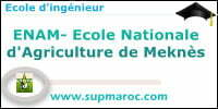 Ecole Nationale d'Agriculture de Meknès