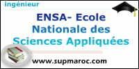 Ecole Nationale des Sciences Appliquées