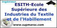 ESITH Ecole Supérieure des Industries du Textile et de l'Habillement