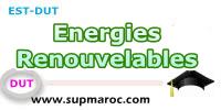 EST DUT Energies Renouvelables Ecole Supérieure de Technologie Débouches et formation