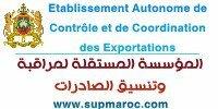 Etablissement Autonome de Contrôle et de Coordination des Exportations