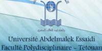 Faculté fp Polydisciplinaire-de-Tétouan
