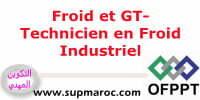 OFPPT Formation ITA Technicien en Froid Industriel