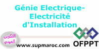 OFPPT Qualification Formation  Electricité d'Installation