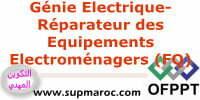 OFPPT Formation Qualifiante Réparateur des Equipements Electroménagers