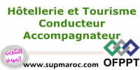 OFPPT Formation Qualifiante Conducteur Accompagnateur