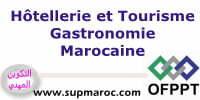 Hôtellerie et Tourisme Gastronomie Marocaine