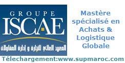 ISCAE Master spécialisé en Achats & Logistique Globale
