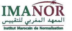 Institut Marocain de Normalisation