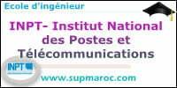 INPT Institut National Des Postes Et Télécommunications