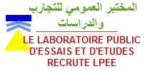LE LABORATOIRE PUBLIC LPEF
