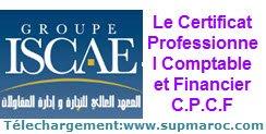 Le Certificat Professionnel Comptable et Financier C.P.C.F