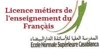 Licence métiers de l'enseignement du Français