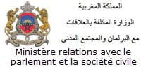 Ministère chargé des relations avec le parlement et la société civile