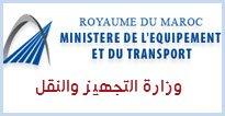 Ministère de l'équipement et du transport