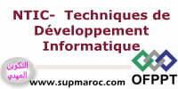 ISTA Techniques de Développement Informatique