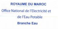 Office National De L'Electricité Et De L'Eau Potable -Branche Eau-