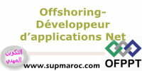 Formation Qualifiante Offshoring Développeur d'Applications Net
