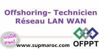 Formation Qualifiante Offshoring Technicien de Réseau LAN/WAN