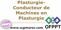 Qualification Plasturgie Formation Conducteur de Machines en Plasturgie