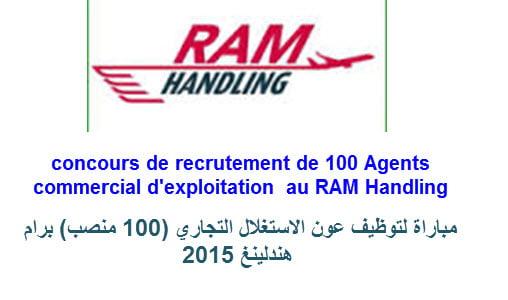 RAM Handling